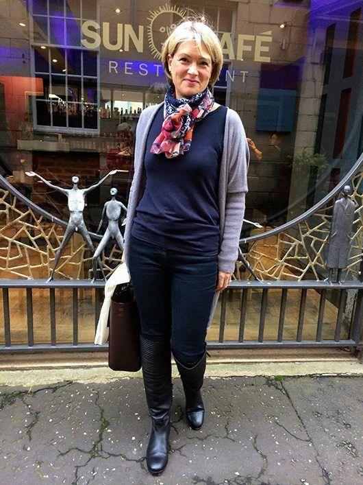 Photo of Stilig, avslappet, elegant antrekk for kvinner over 40 27 # kvinners motecasualworkover40