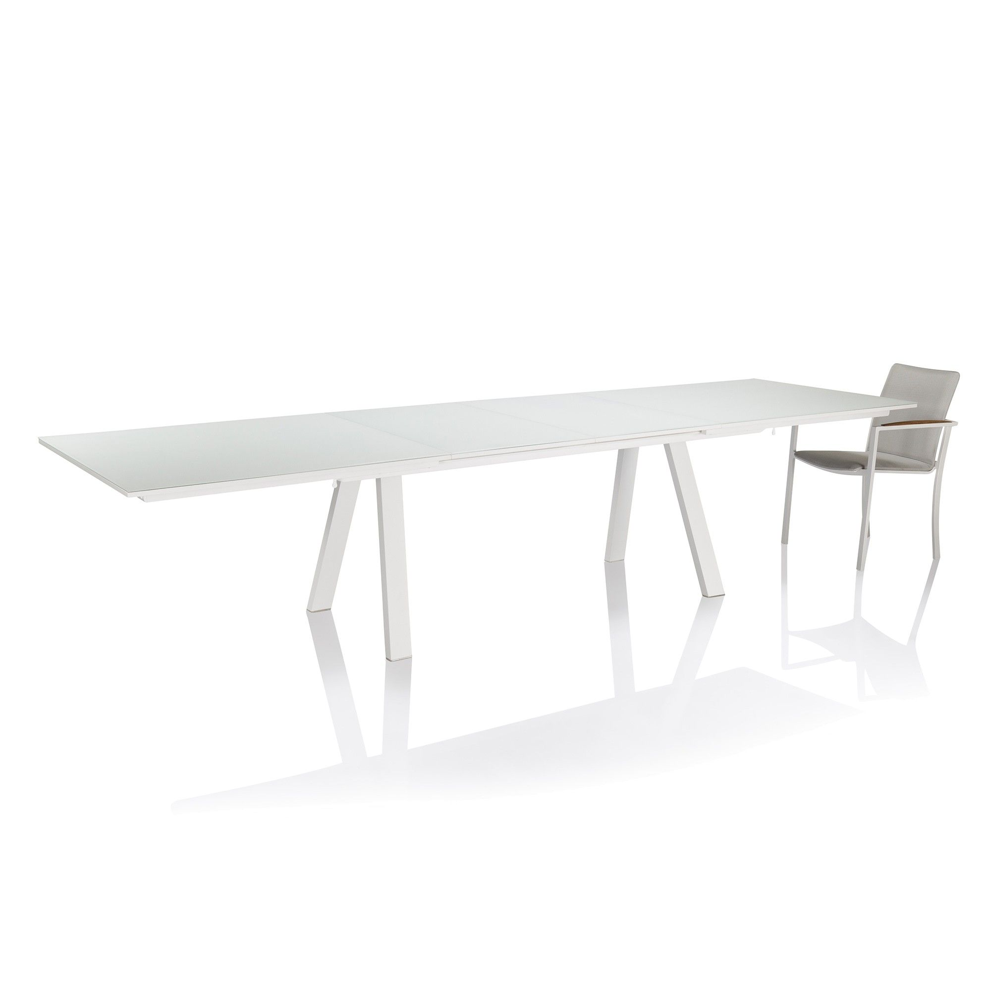St Martin Outdoor Extension Dining Table All Outdoor Outdoor