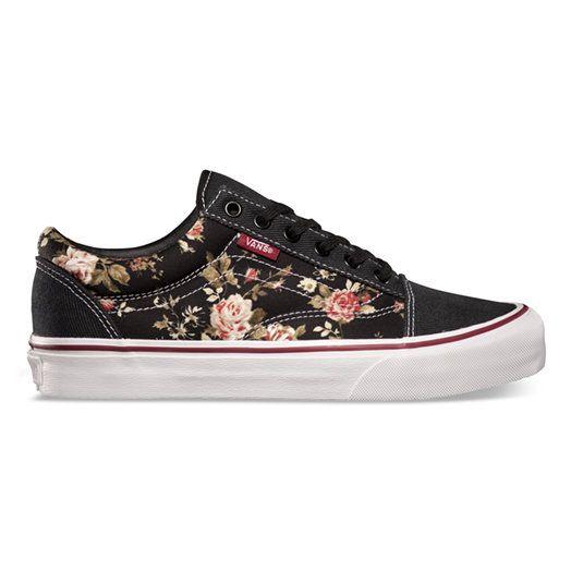 Ua Authentique - Feuilles Tropicales - Chaussures - Bas-tops Et Baskets Vans b3Sqv1A01