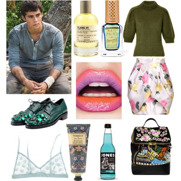 Lets get drunk by pikhaso on Polyvore featuring Alberta Ferretti, Blumarine, Madewell, Giuseppe Zanotti, MAC Cosmetics, Le Labo, William Morris, Barry M and Les Hommes