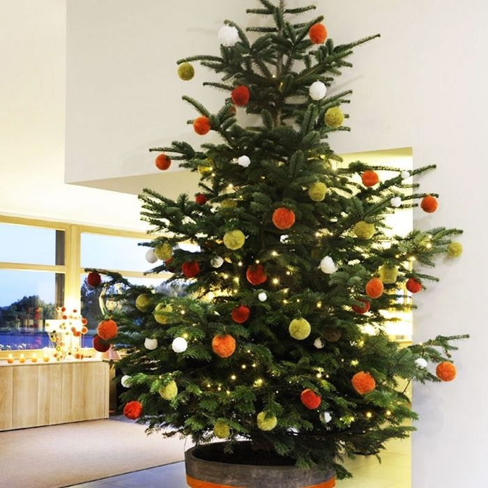 20 Awesome Christmas Tree Decorating Ideas Christmas tree images