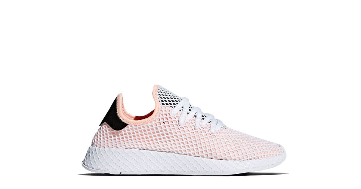 992e7c313 Adidas Originals Deerupt Runner White Release  27.04.2018 Colorway  Core  Black Core