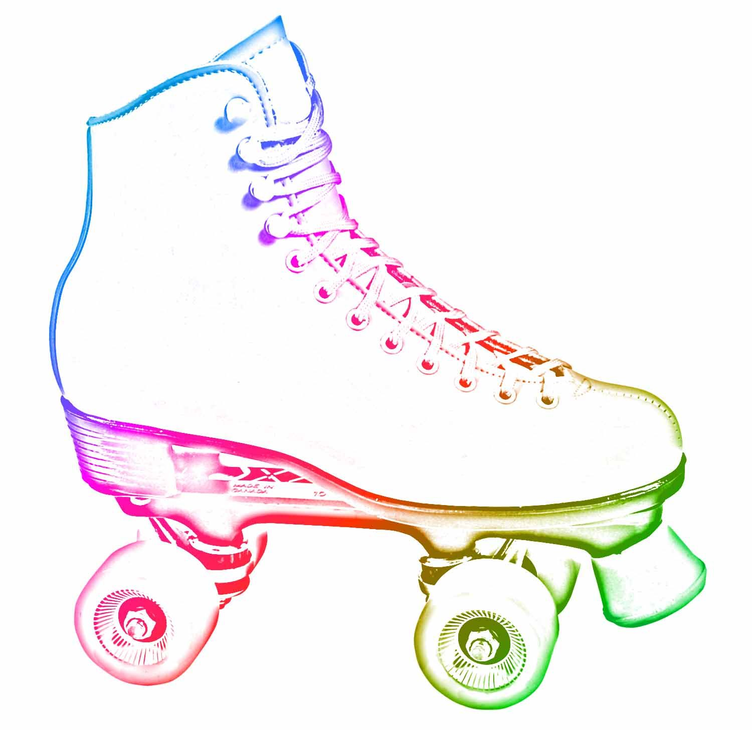 quad skate clip art - photo #15