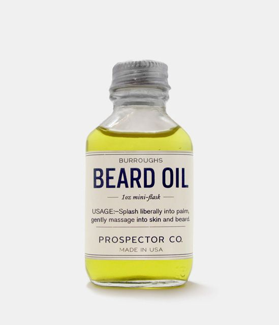For whenever I grow a beard again.