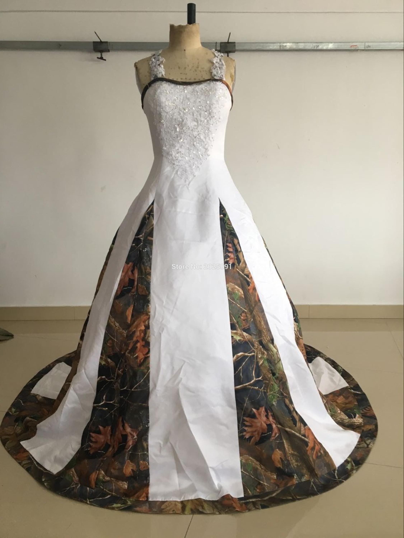 Cheap Camo Wedding Dress Plus Size - raveitsafe