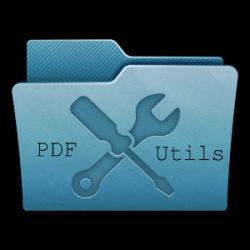 أداة Pdf Utils دمج إعادة ترتيب تقسيم استخراج Android Mod Android Apps