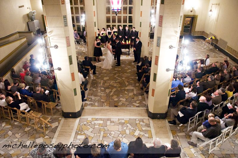 Albert Pike Hotel Wedding VenuesWedding Reception
