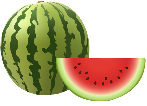Grab This Free Clipart To Celebrate The Summer Watermelon Vector Watermelon Clipart Watermelon