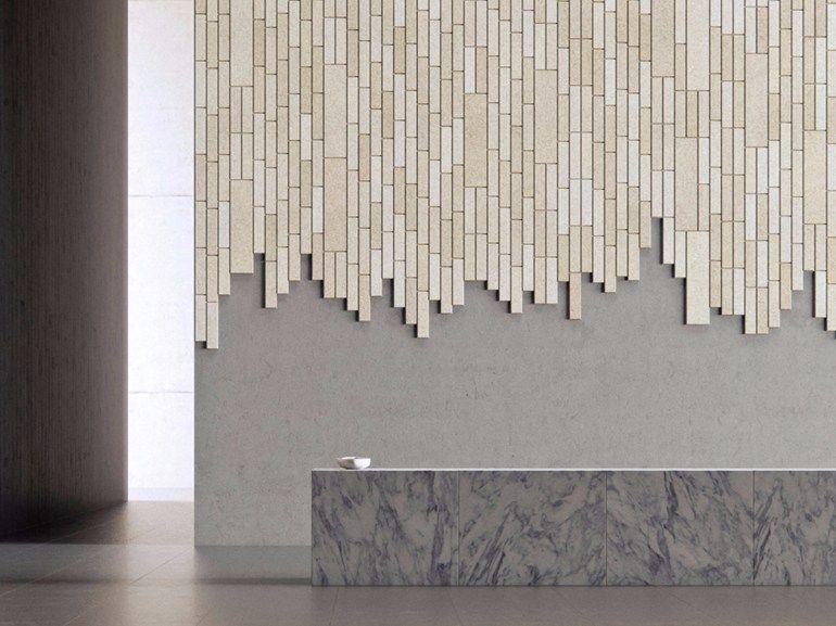 Decorative Acoustical Panels Baux Acoustic Tile Plank By Baux