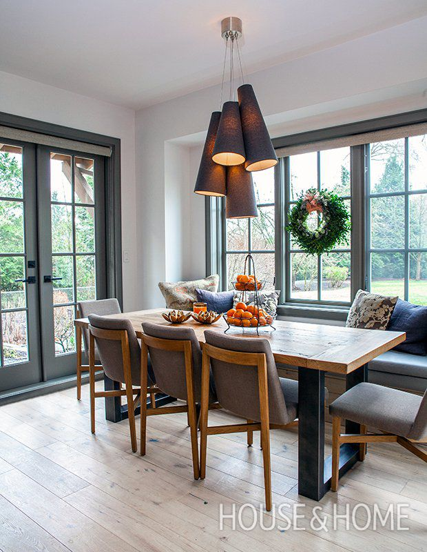 Discover Our Brightest Kitchen Lighting Ideas  Woods Kitchens Fascinating Designer Kitchen Tables Decorating Inspiration