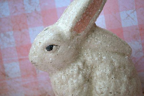 Glitter rabbit