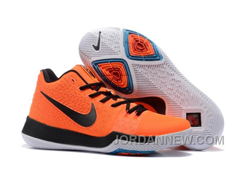 Nike Kyrie 3 Mens BasketBall Shoes Orange Black Top Deals, Price: $99.00 -  Air Jordan Shoes, Michael Jordan Shoes