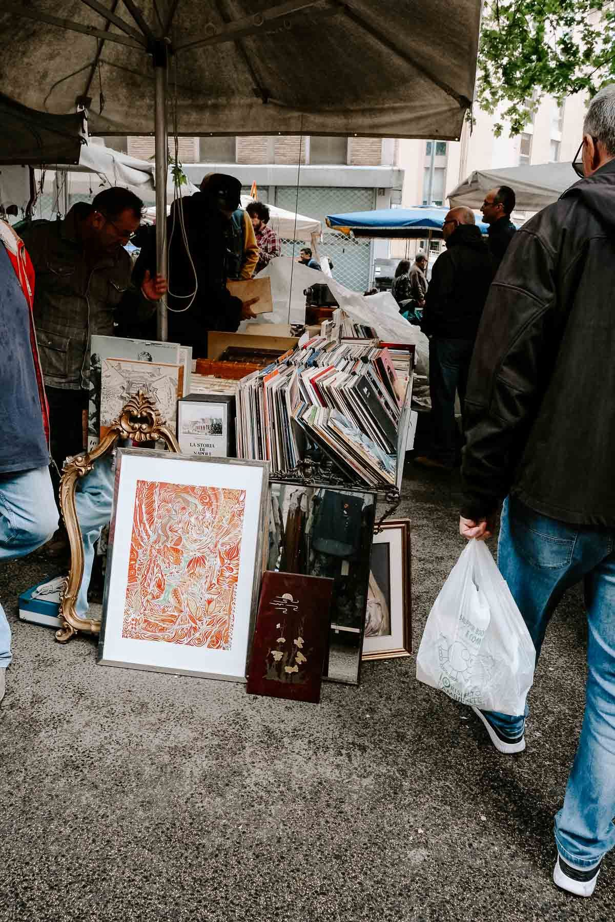 Love markets then you should go to these when in rome