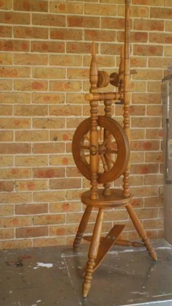 Spinning Wheel Miscellaneous Goods Gumtree Australia