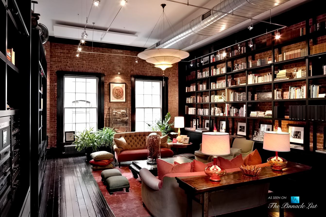 Tribeca Loft Mansion 144 Duane Street New York Ny