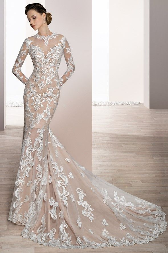 Bridal Gown Demetrios - Style 720 | wedding dresses | Pinterest ...
