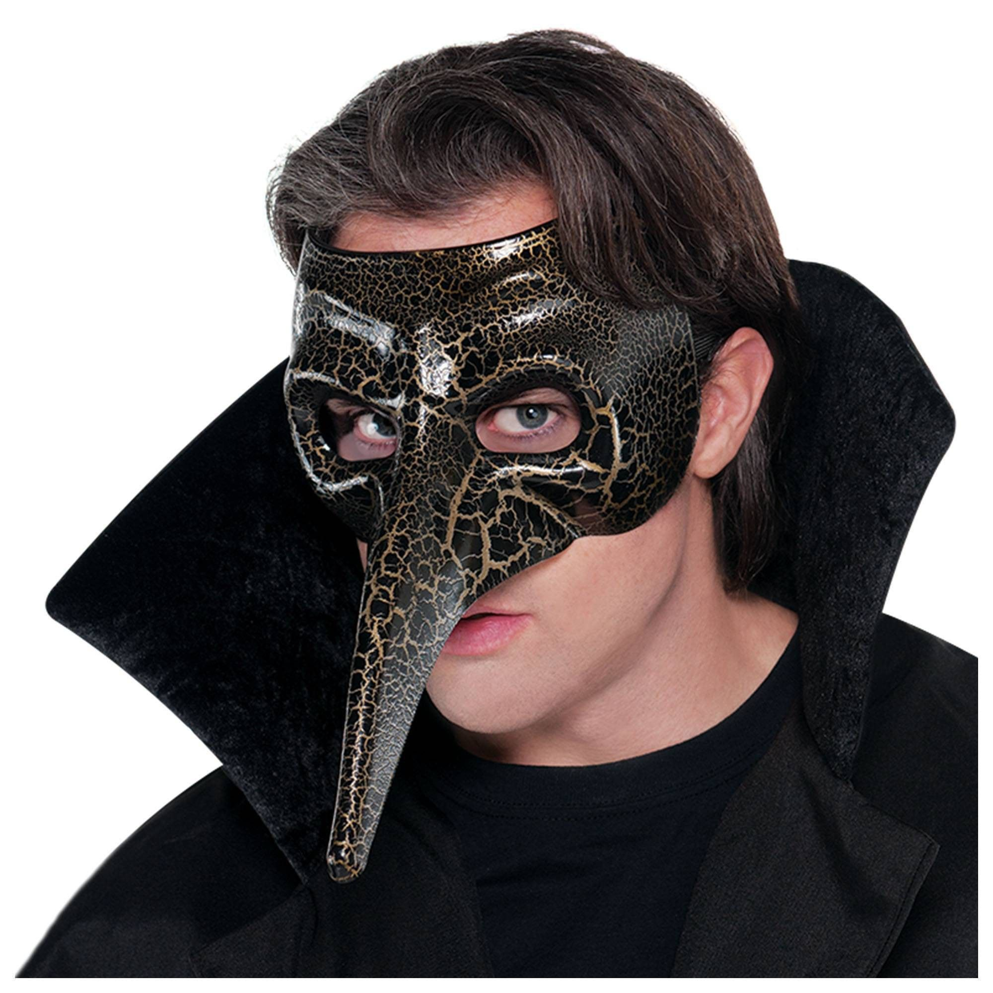 Halloween Fiend Halloween Costume Mask, Adult
