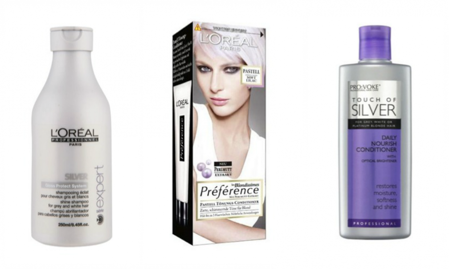 Silver Hair Color Products Best Natural Hair Color Products Check