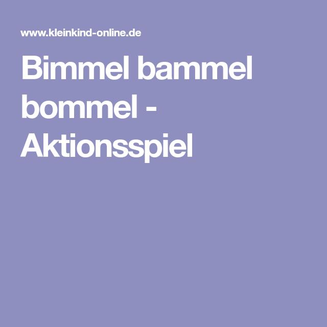 Bimmel Bammel Bommel