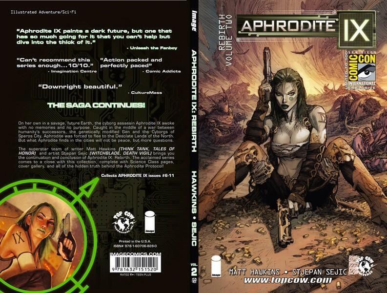 Aphrodite IX - Top Cow