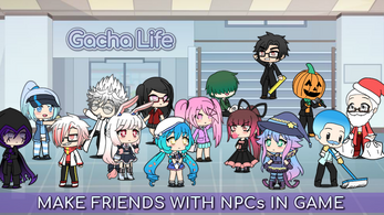 Gacha Life Pc By Lunime Create Your Own Anime Best Games Life