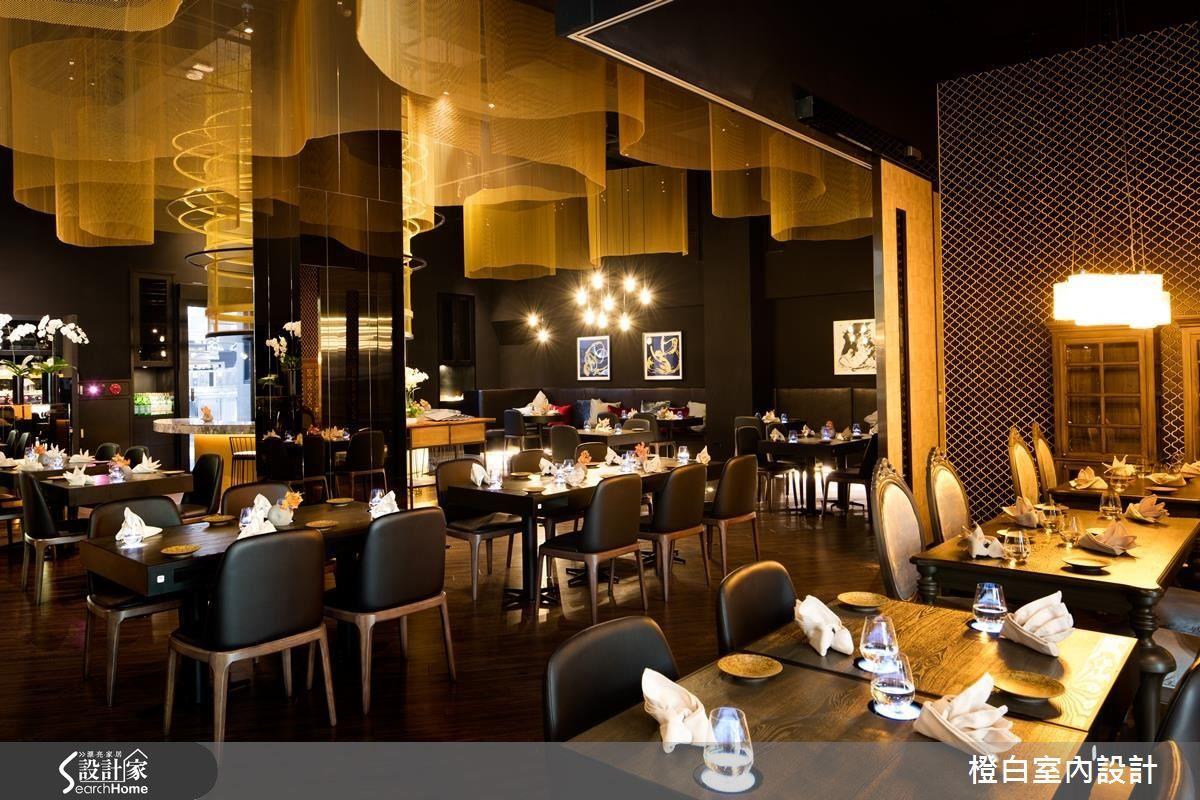 橙白室內裝修設計工程有限公司 奢華風設計圖片橙白_53之11-設計家 Searchome
