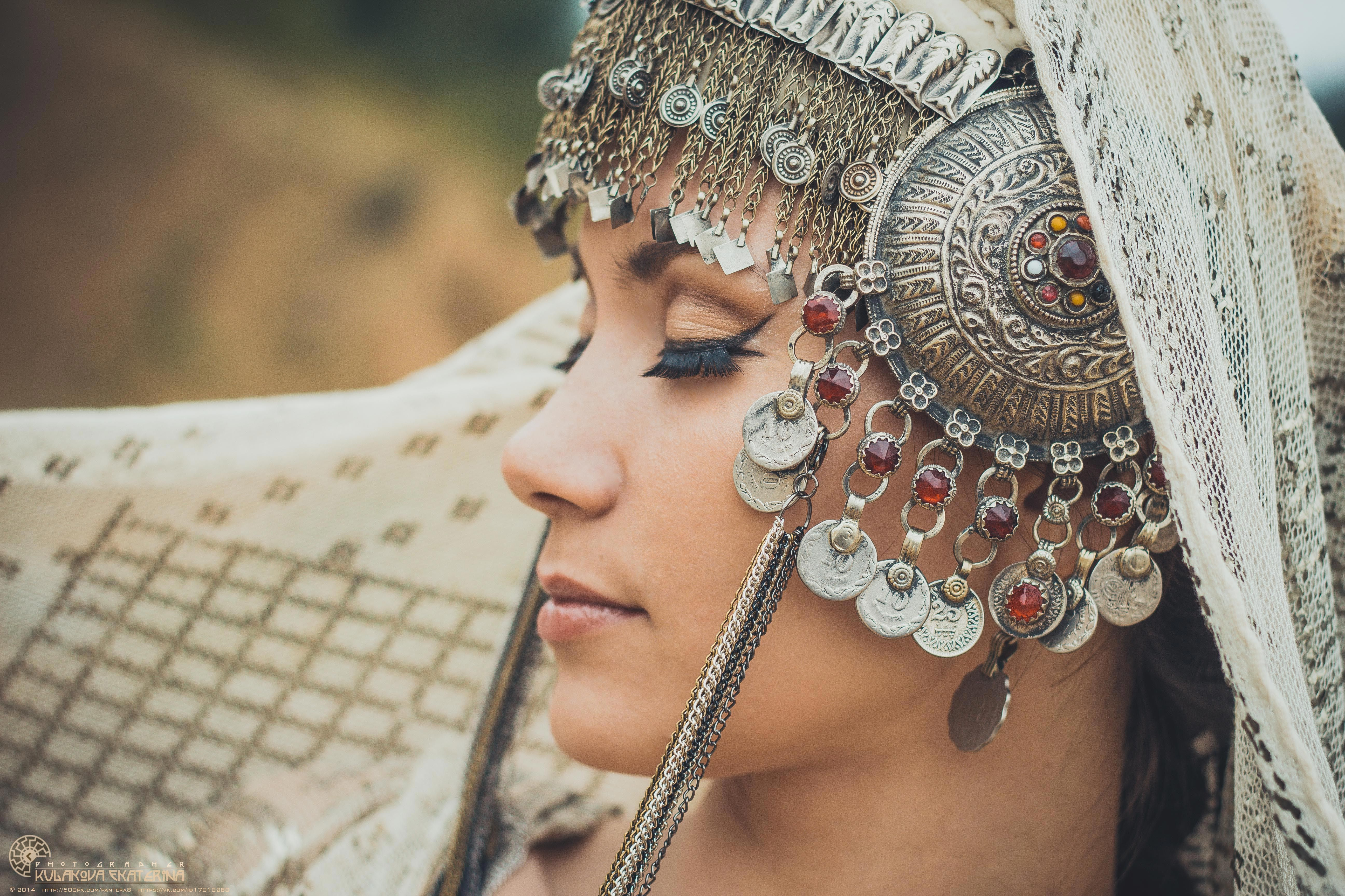 Roxana Bashkirova, Ethno - Tribal photoset, Photographer Kulakova Ekaterina