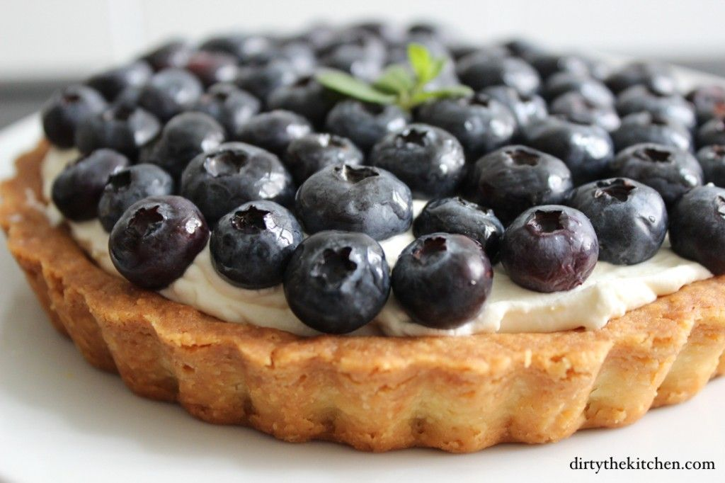 Simply How To Make Perfect Blueberry Mascarpone Tarts