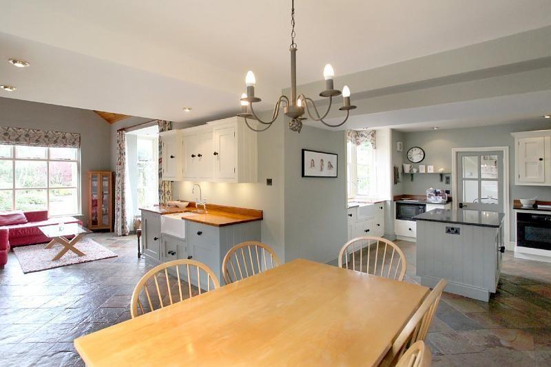 L Shaped Kitchen Diner Floor Plan