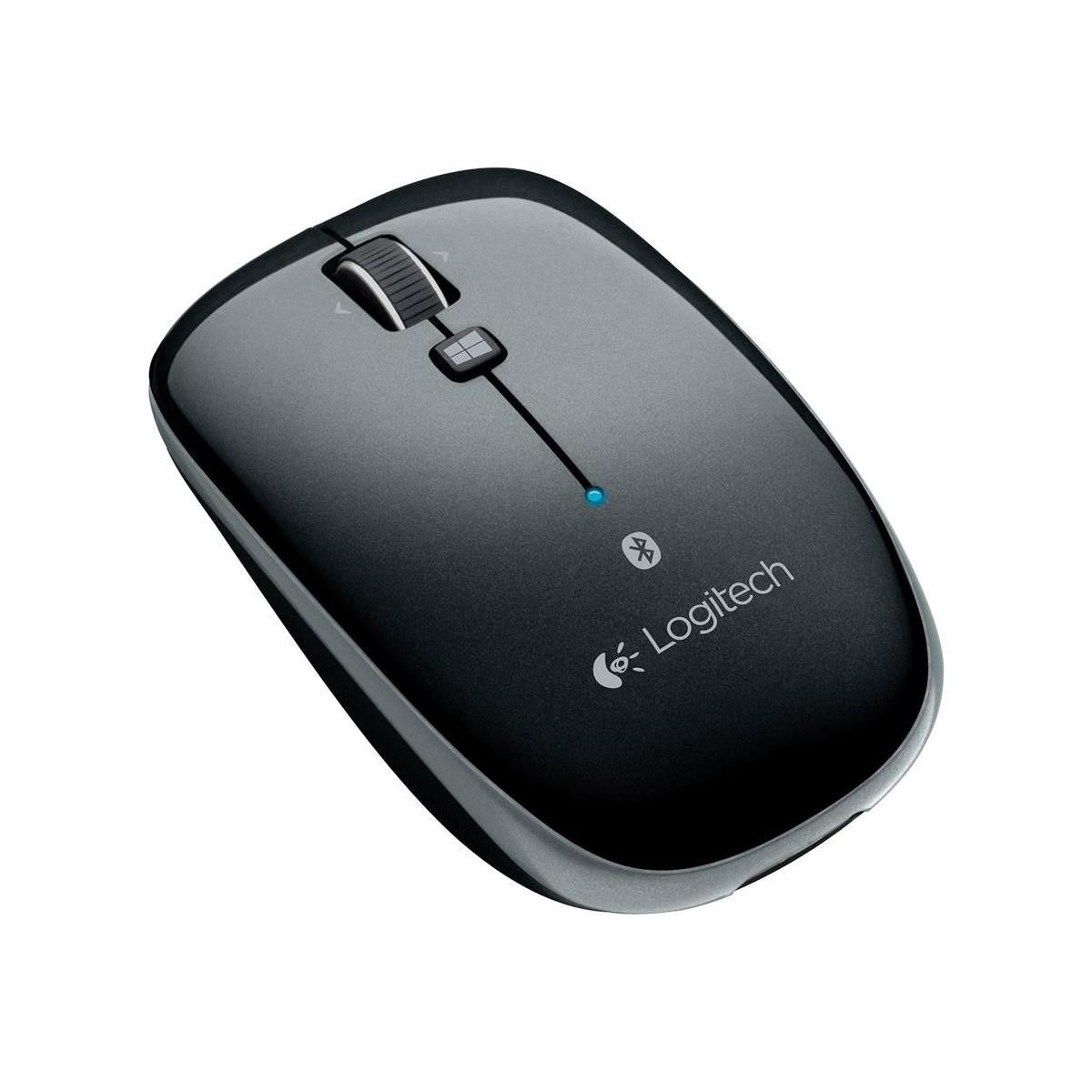 Logitech M557 Bluetooth Mouse For Windows Mac Logitech