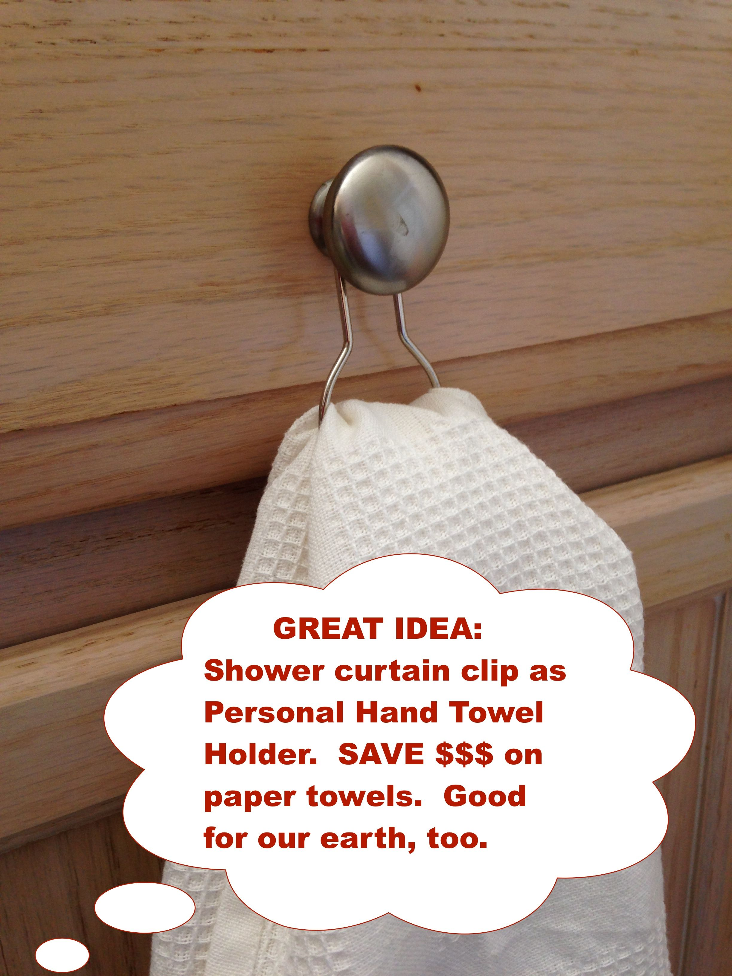 Farmhouse Hand Towel Holder Shower Curtain Clip As An Individual Hand Towel Holder