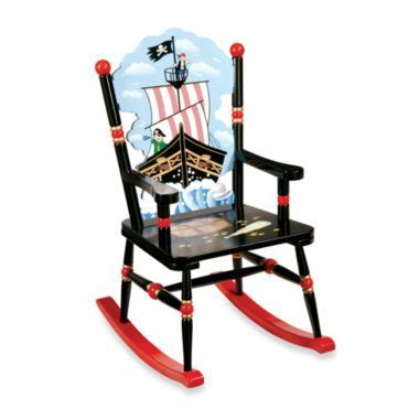 Pirate Rocking Chair From Guidecraft From Buy Buy Baby Baby