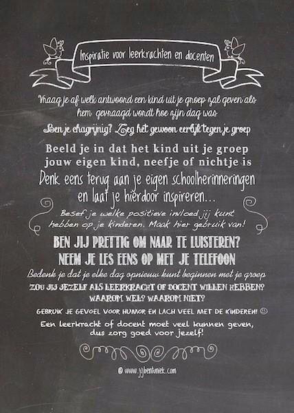 Citaten Voor Leerkrachten : Inspiratie voor leerkrachten belangrijk de juf of