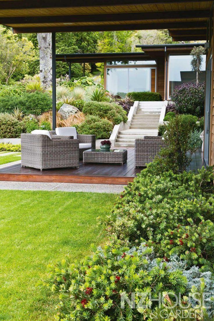 Nz Native Garden Landscape Design Nz Native Garden ...