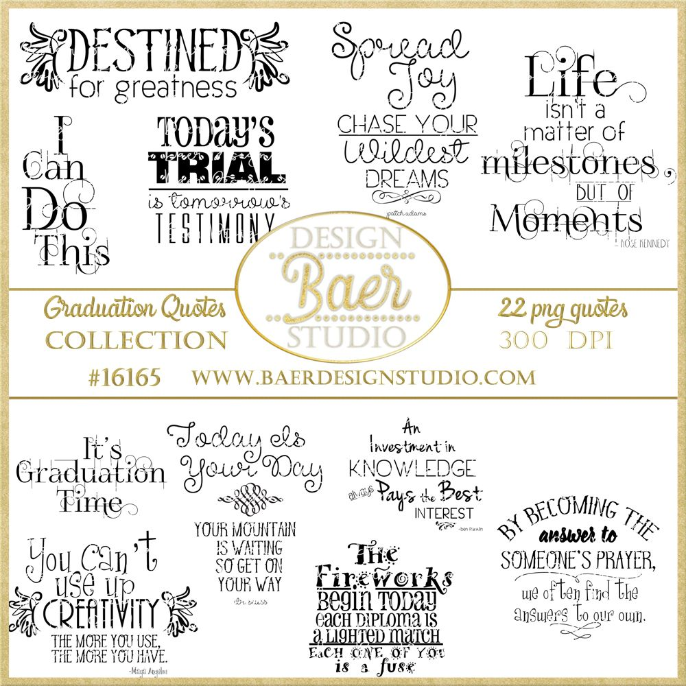 How to scrapbook words - Graduation Quotes Graduation Word Art Success Quotes Achievement Quotes For Creating Scrapbook Layouts