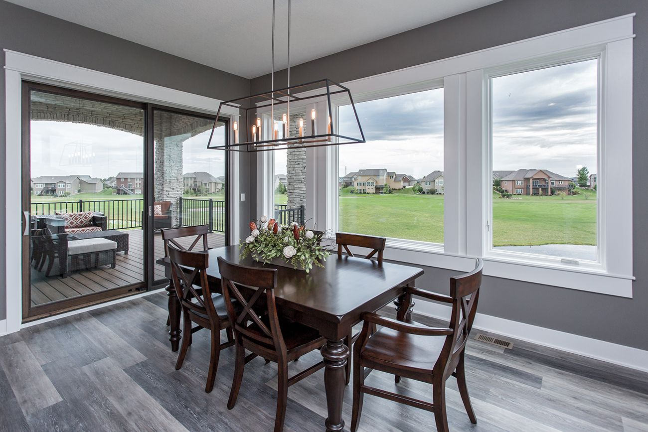 Dining Area, Open Concept