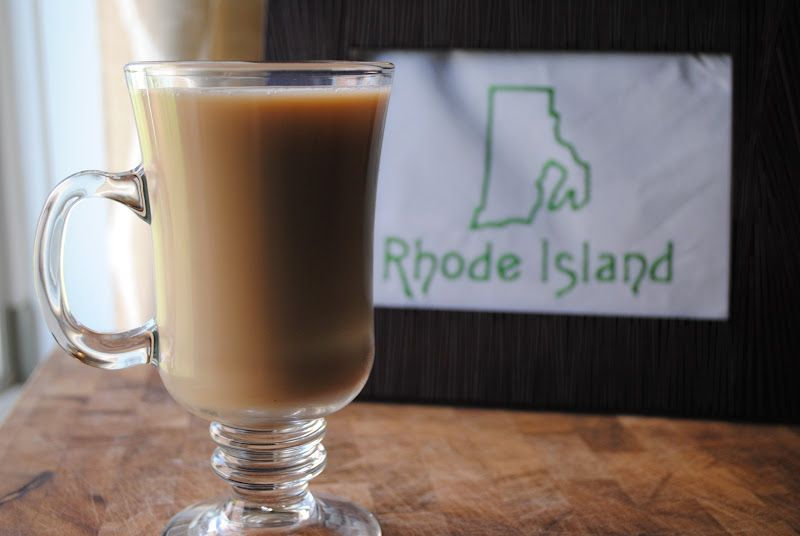 Coffee Milk: The Official State Drink of Rhode Island | Coffee milk, Milk recipes, Coffee syrup