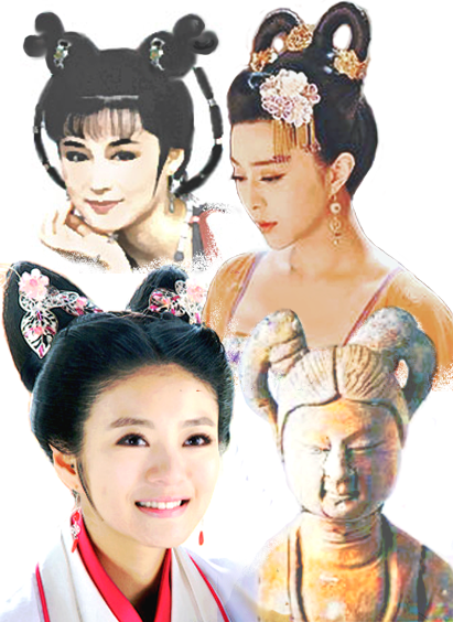 Women Hairstyles Of Ancient China Asian Hairstyles Women Asian Hair Womens Hairstyles