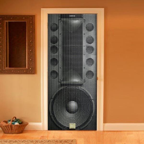 Grand speaker - Trompe l'oeil