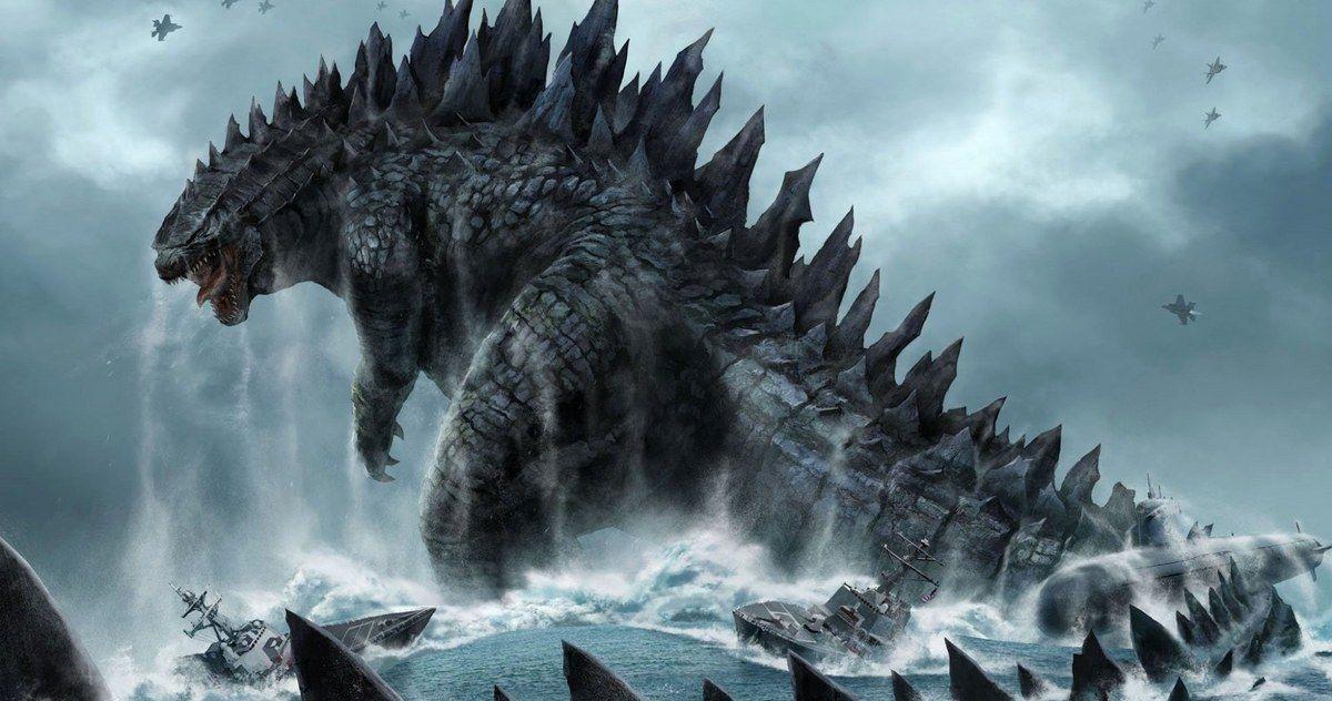 'Godzilla 2' Gets June 2018 Release Date Godzilla