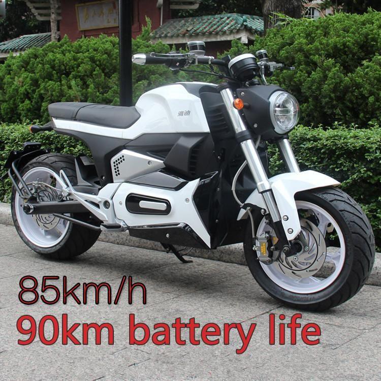 4b01d068c68 Hcgwork Yadea M6 Electric Motorcycle/motorbike/monkey Ebike Msx Monster  85km/h 90km Battery Life 72v 35ah Top Quality Free Tax