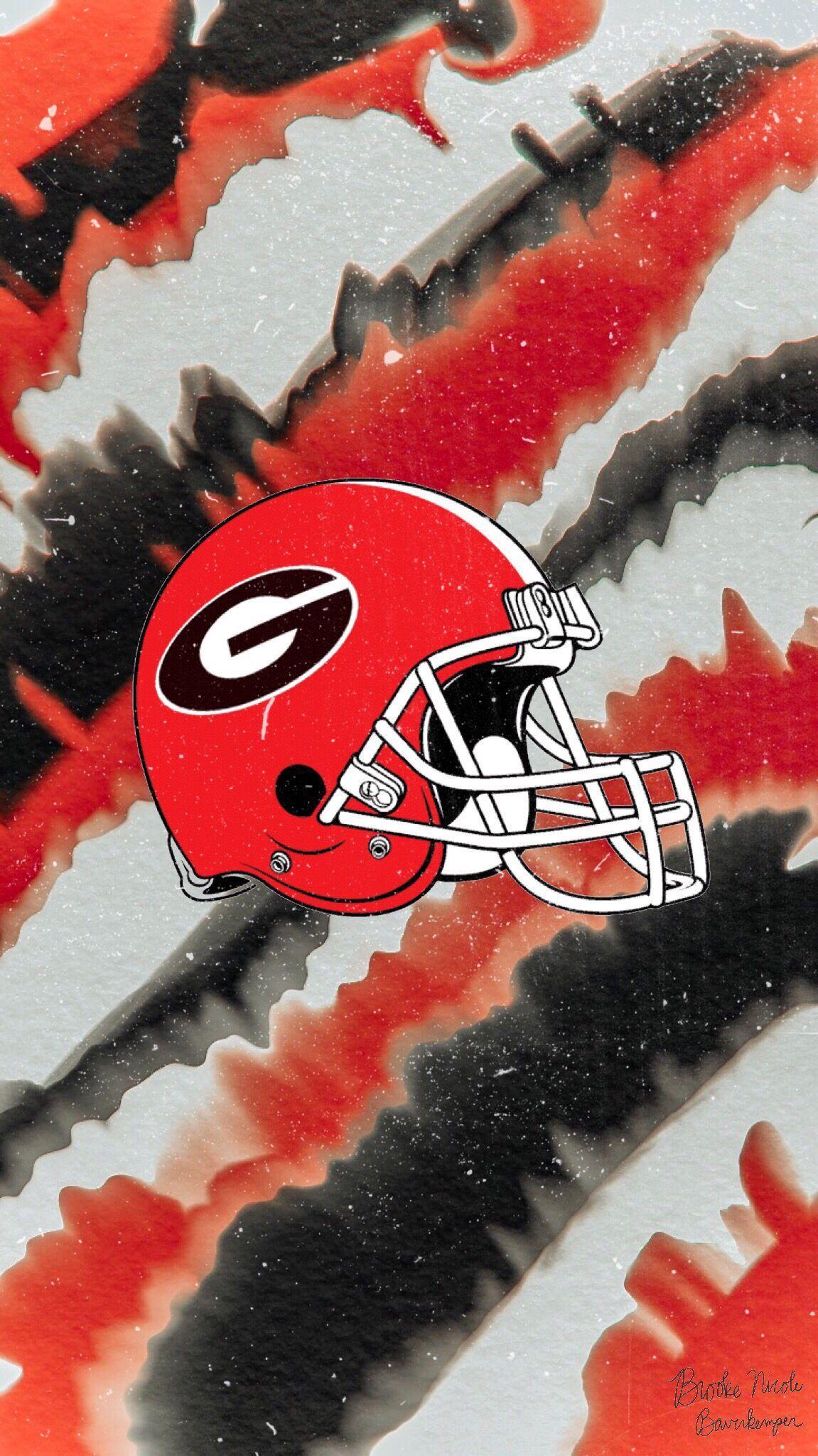 Dawg helmet in 2020 Bulldog wallpaper, wallpaper