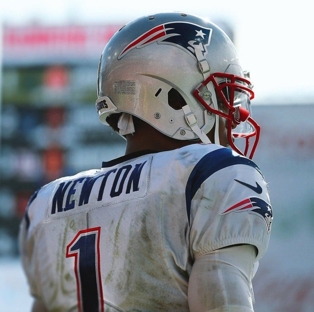 Cam Newton To New England Patriots In 2020 New England Patriots Logo Nfl Football Art Patriots Football