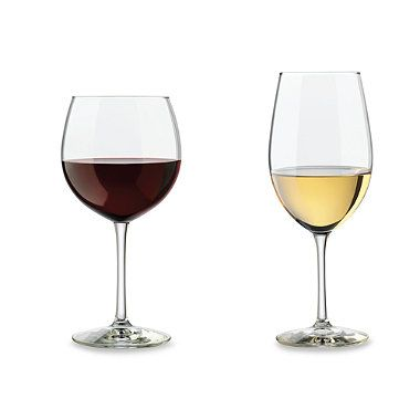27f2ab7095c Buy Libbey® Vineyard 12-Piece Reserve Wine Glass Set from Bed Bath & Beyond