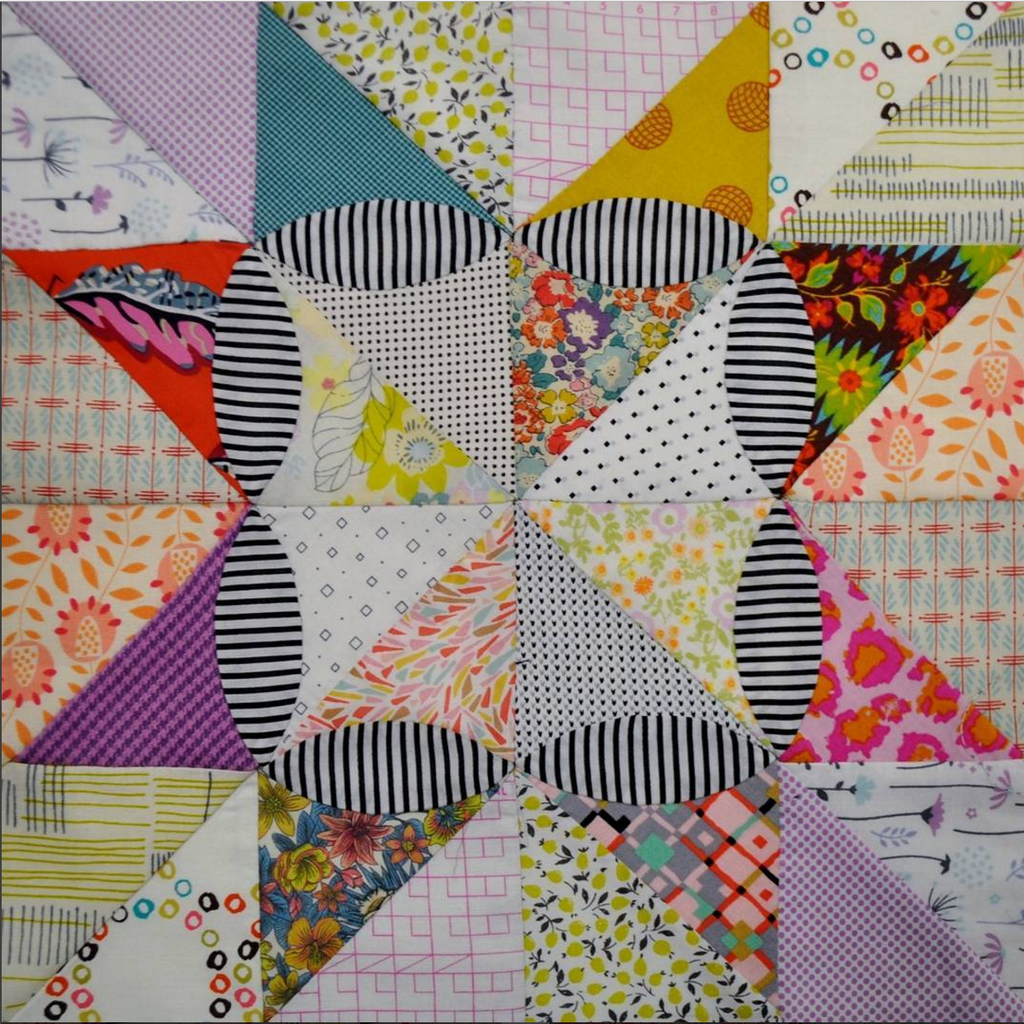 1 spot has opened!) Delilah - Template of the Month Program by Jen ... : quilt program - Adamdwight.com