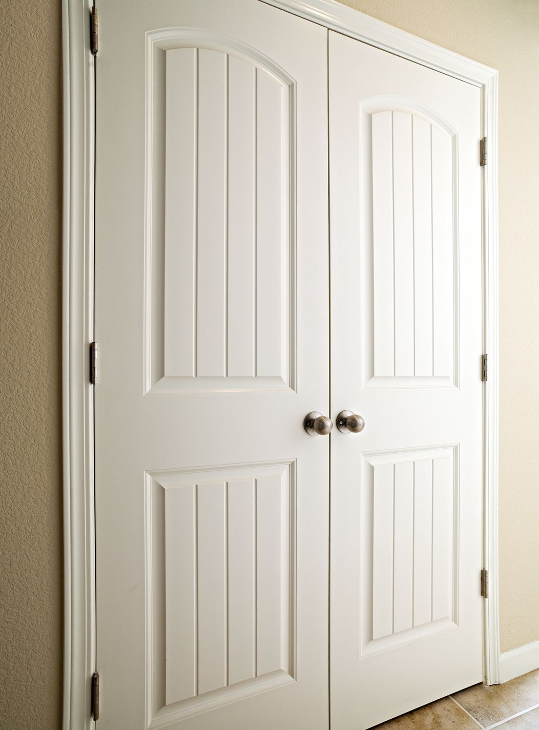 Create a new look for your room with these closet door for New double door