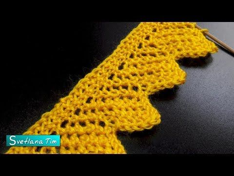 Плетение сеток с квадратными петлями