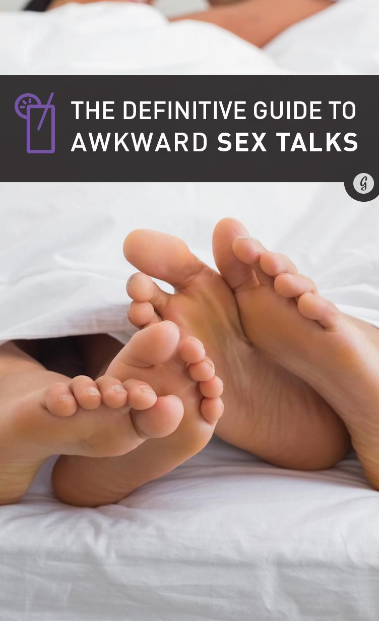 How to make sex not akward