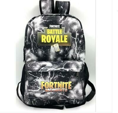 2019 UK School Bag 20L Fortnite Battle Royale Rucksack Boys Girls Gift Galaxy 2019 UK School Bag 20L Fortnite Battle Royale Rucksack Boys Girls Gift Galaxy
