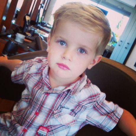 Coupe de cheveux garçon 10 ans cheveux Pinterest Boy